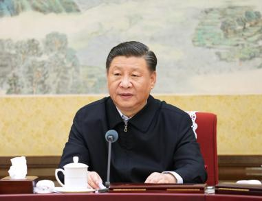 中共中央政治局召开专题民主生活会
