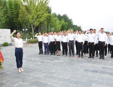 县纪委监委:开展系列活动 庆祝建党百年