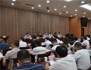岳西县纪委监委:组织召开全县纪检监察系统上半年工作总结分析会